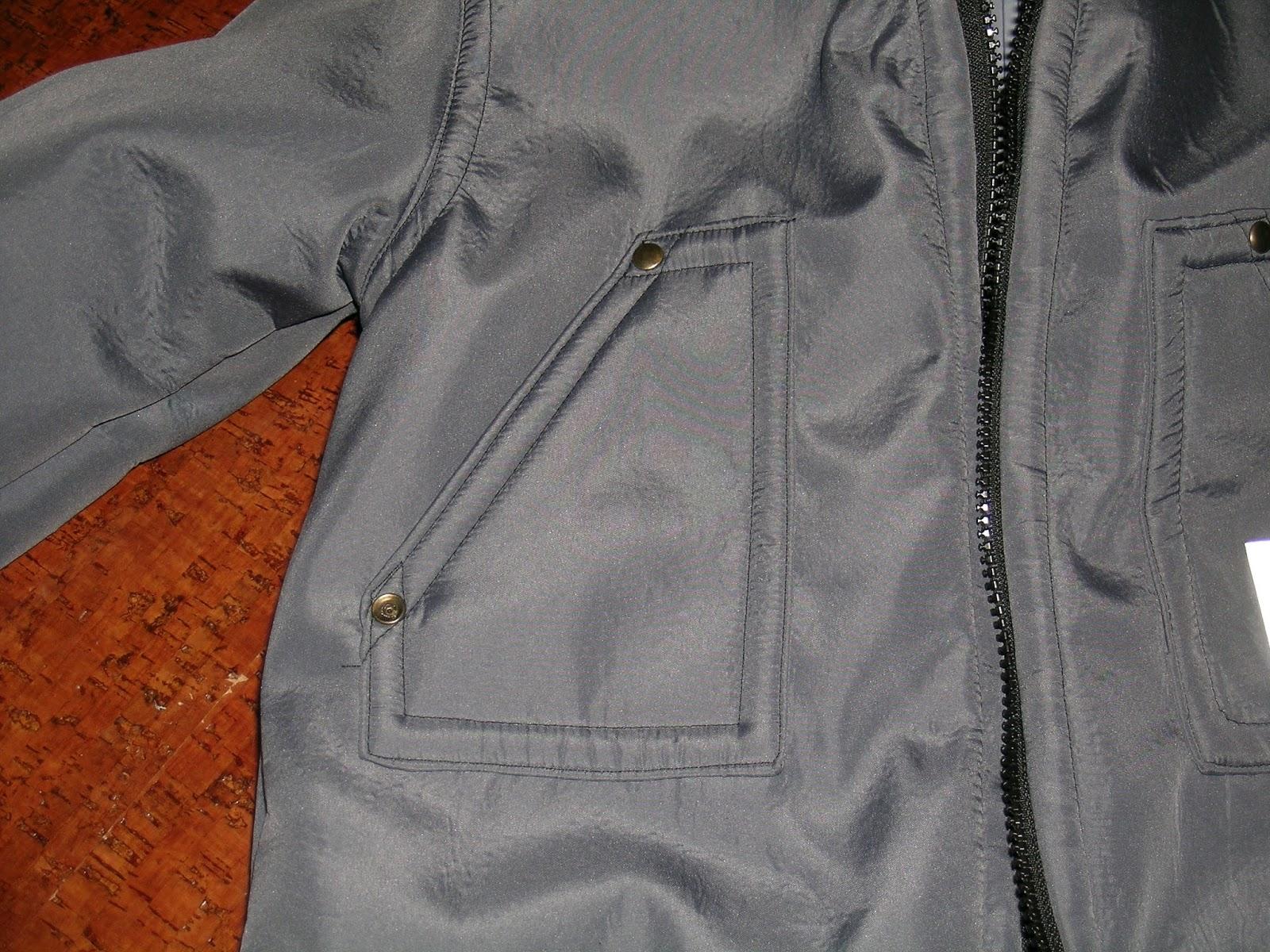 Как сшить куртку с подкладкой 3