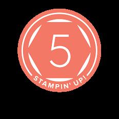 5 yr badge