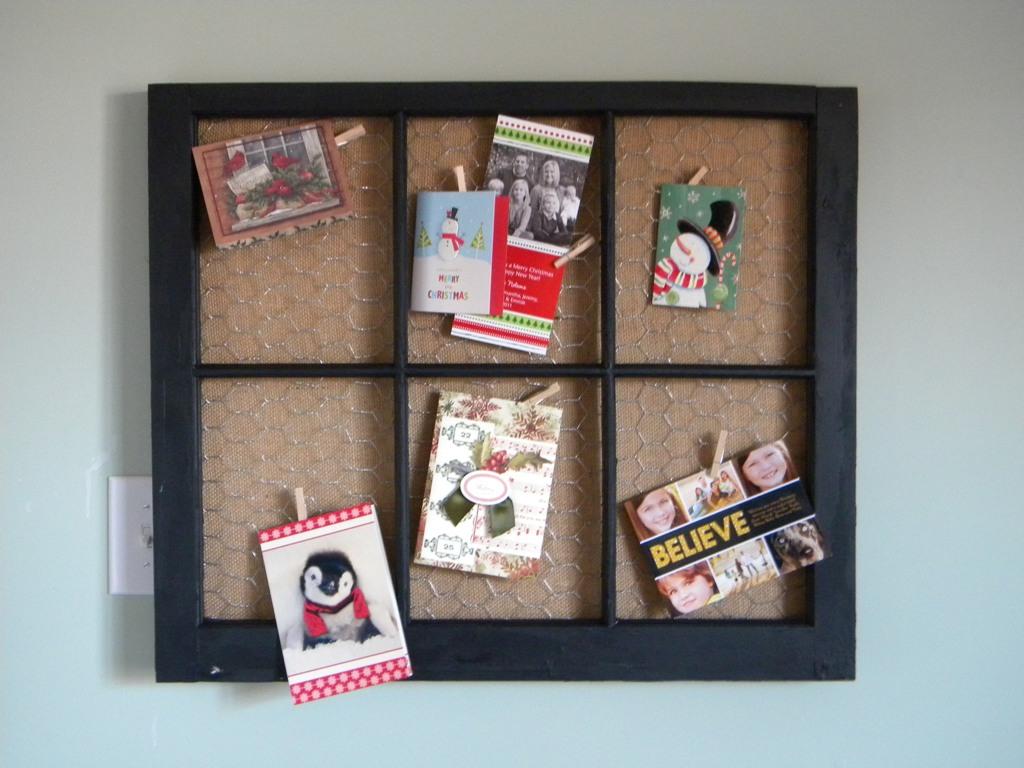 Belle & Beau Antiquarian: Repurposed Window Frames