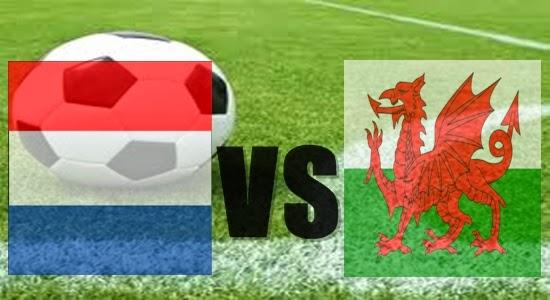 Prediksi Skor Belanda vs Wales 5 Juni 2014 Ujicoba