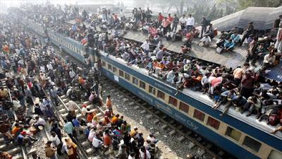 Población mundial aumentaría un 50 por ciento hasta 2100