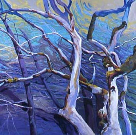 Impresionante coleccin de pinturas abstractas  Por el Amor del ArtE