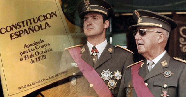 ¿Es legal la Constitución española de 1978? (3)