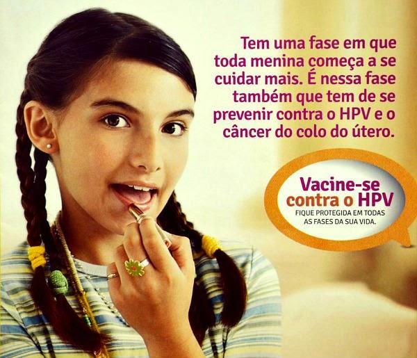 Vacinação contra o HPV em Cabo Frio RJ