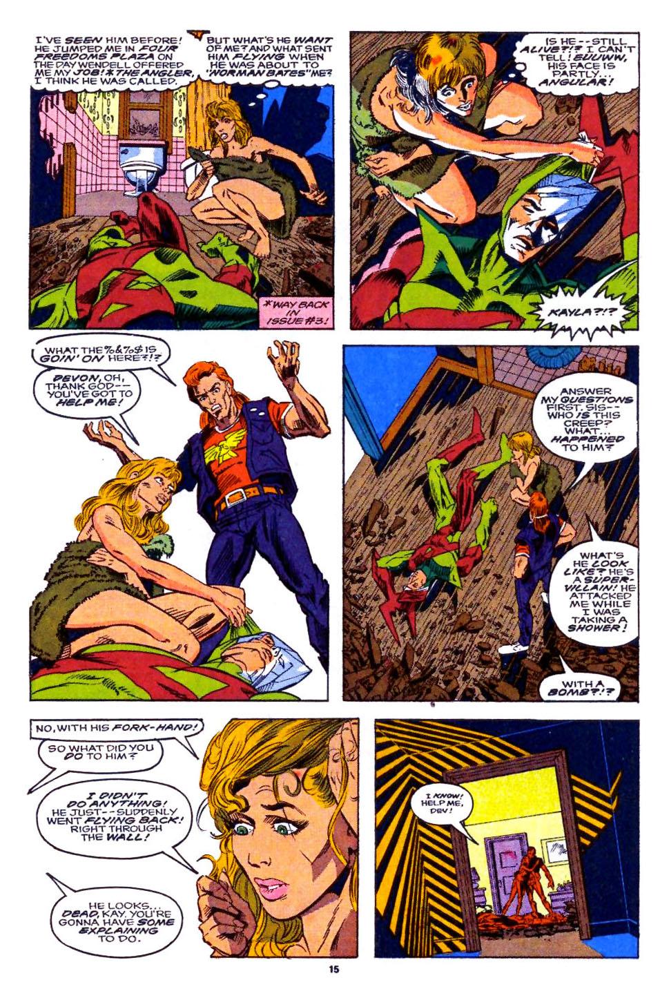 Captain America (1968) Issue #400c #347 - English 11