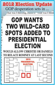 Republican political cartoon