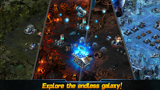 Galaxy Conquest II:Space Wars Apk Data