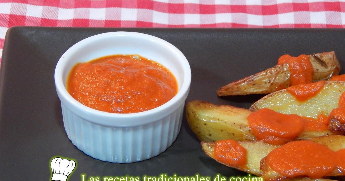 Receta f cil de salsa barbacoa casera recetas de cocina for Salsa barbacoa ingredientes