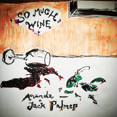 "AMANDA PALMER ""So Much Wine (Jack and Amanda Palmer take​)​"""