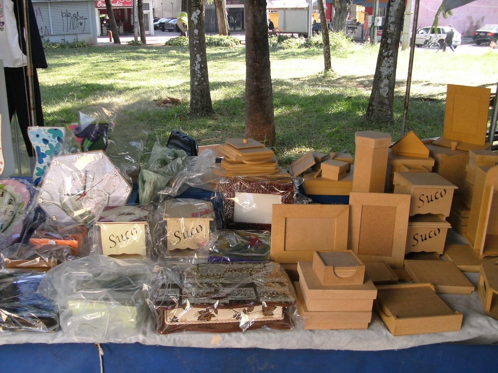 feira de artesanato em Sorocaba MADEIRAS MDF
