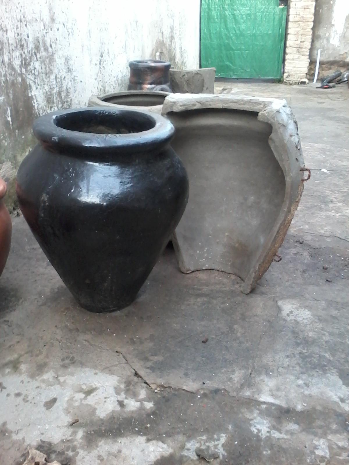 Moldes para hacer macetas de cemento modelo de moldes for Molde para cemento