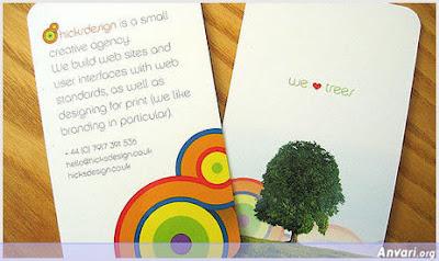 Vizitinė kortelė su veiklos aprašymu