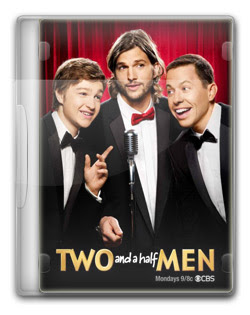 Two And a Half Men S09E13   Slowly and in a Circular Fashion