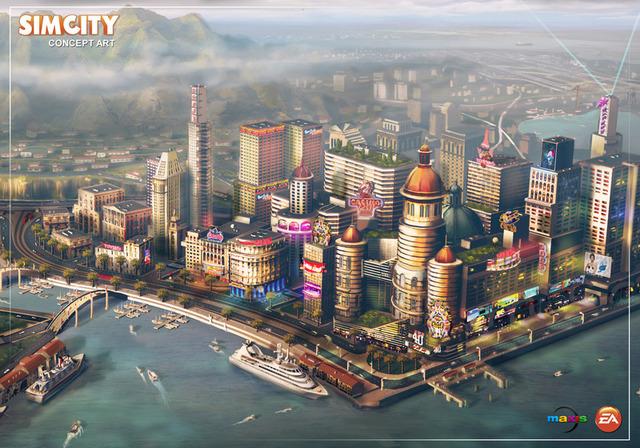 SimCity 2013 Full Download