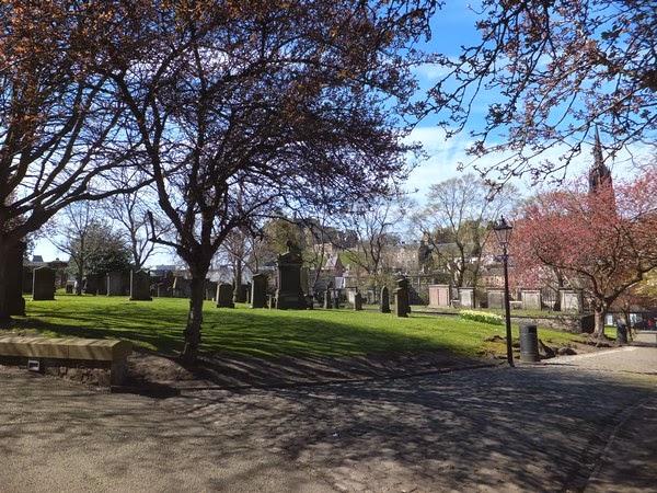 édimbourg edinburgh scotland écosse old town greyfriars kirk