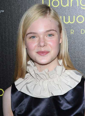 Elle Fanning Hairstyle