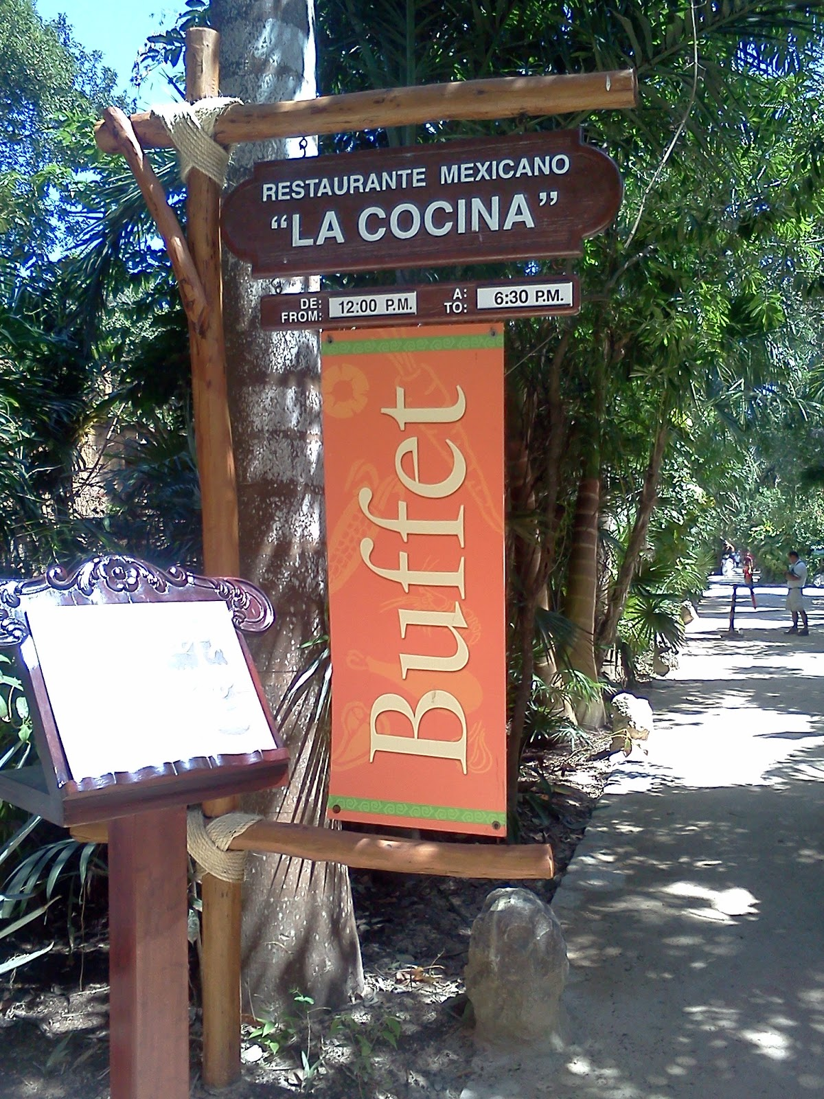La Cocina Mexican Restaurant Buffet