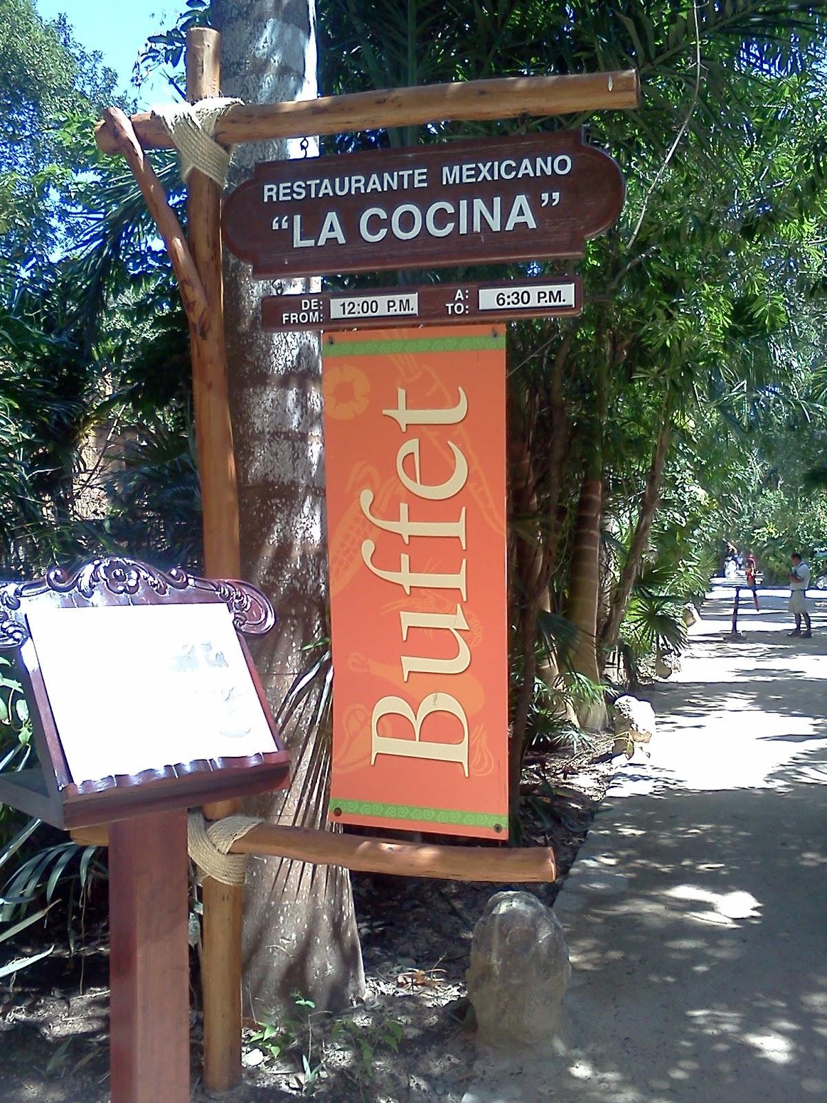 La Cocina Mexican Restaurant Buffet