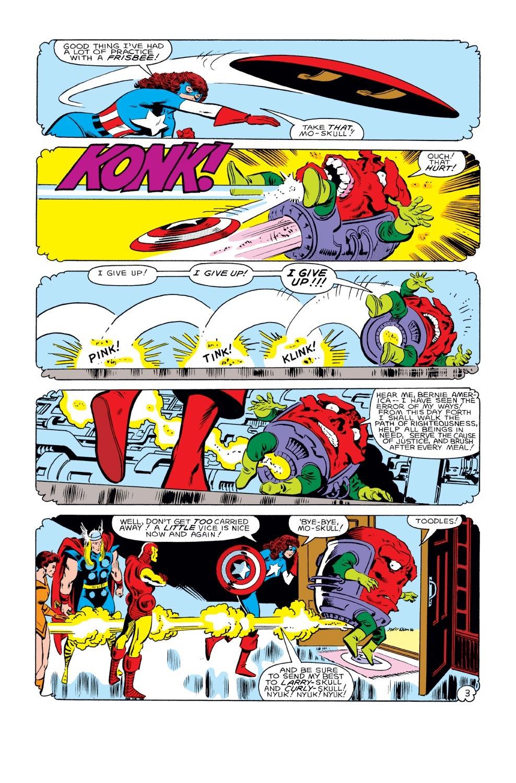 Captain America (1968) Issue #289 #205 - English 23