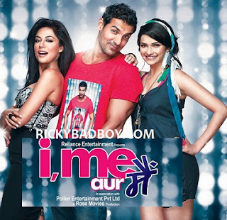 Hello Jaane Jaana Lyrics - I Me Aur Main