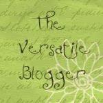 Versatile Blogger Award..