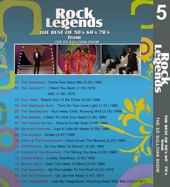 Rock Legends Show 05 ... 46 minutos