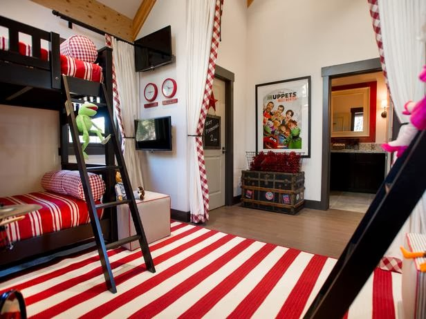 HGTV Dream Home 2014 : Kids' Bedroom Pictures - Home Meaning Ideas on architecture home design, single story home exterior design, 2014 fashion design, home interior design, houzz home design,