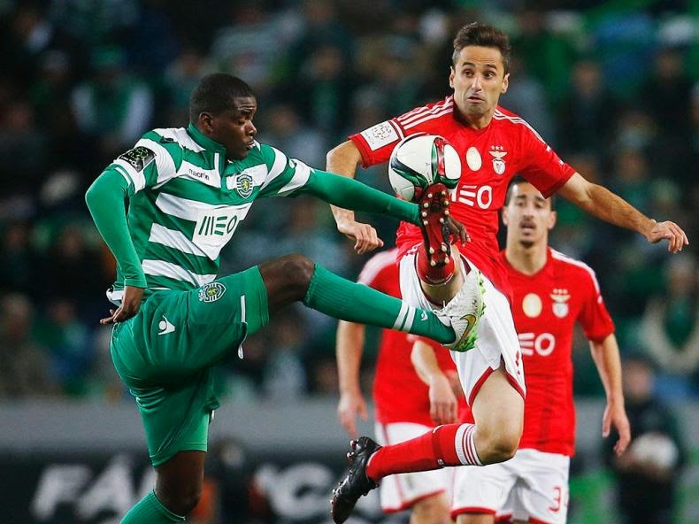 Maillot SL Benfica T. Dantas