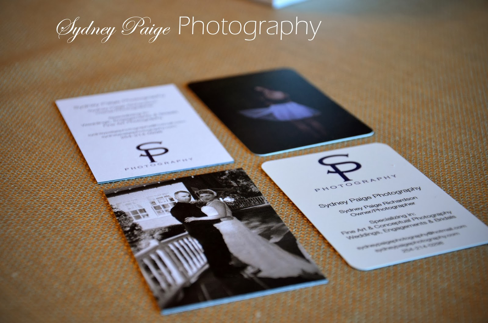 Sydney paige photography blog review business cards moo the wedding photo business card is their luxe edition and the rounded corners are their standard business cards they both are very thick but the round reheart