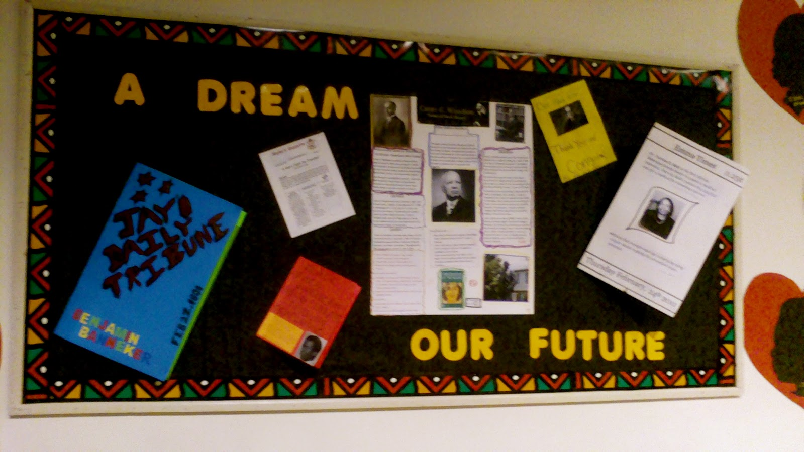 my classroom: bulletin board ideas