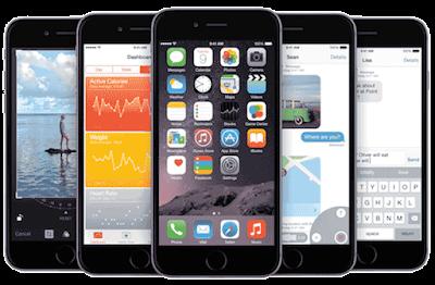 Cara Merubah Tampilan Android Jadi iOS 8 Iphone
