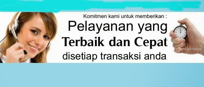 Distributor Pulsa dan PPOB Buru Maluku