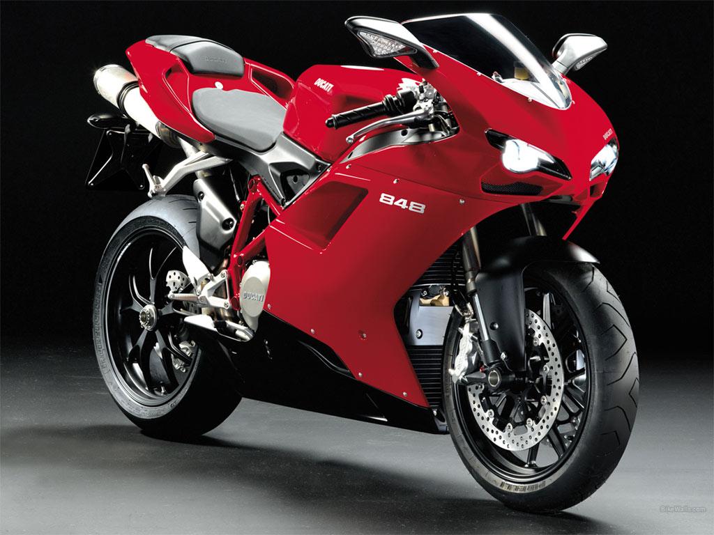 Ducati Sport New Ducati Motor