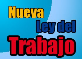 Ley del trabajo