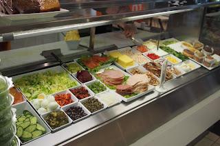 Daily Bread fridge - The Chopping Board