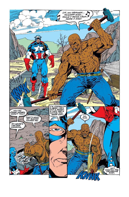 Captain America (1968) Issue #383 #316 - English 13