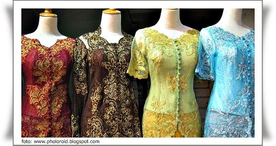Foto Model Baju Kebaya Pendek Modern