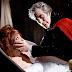 Projet robe de bal vampire pour Halloween