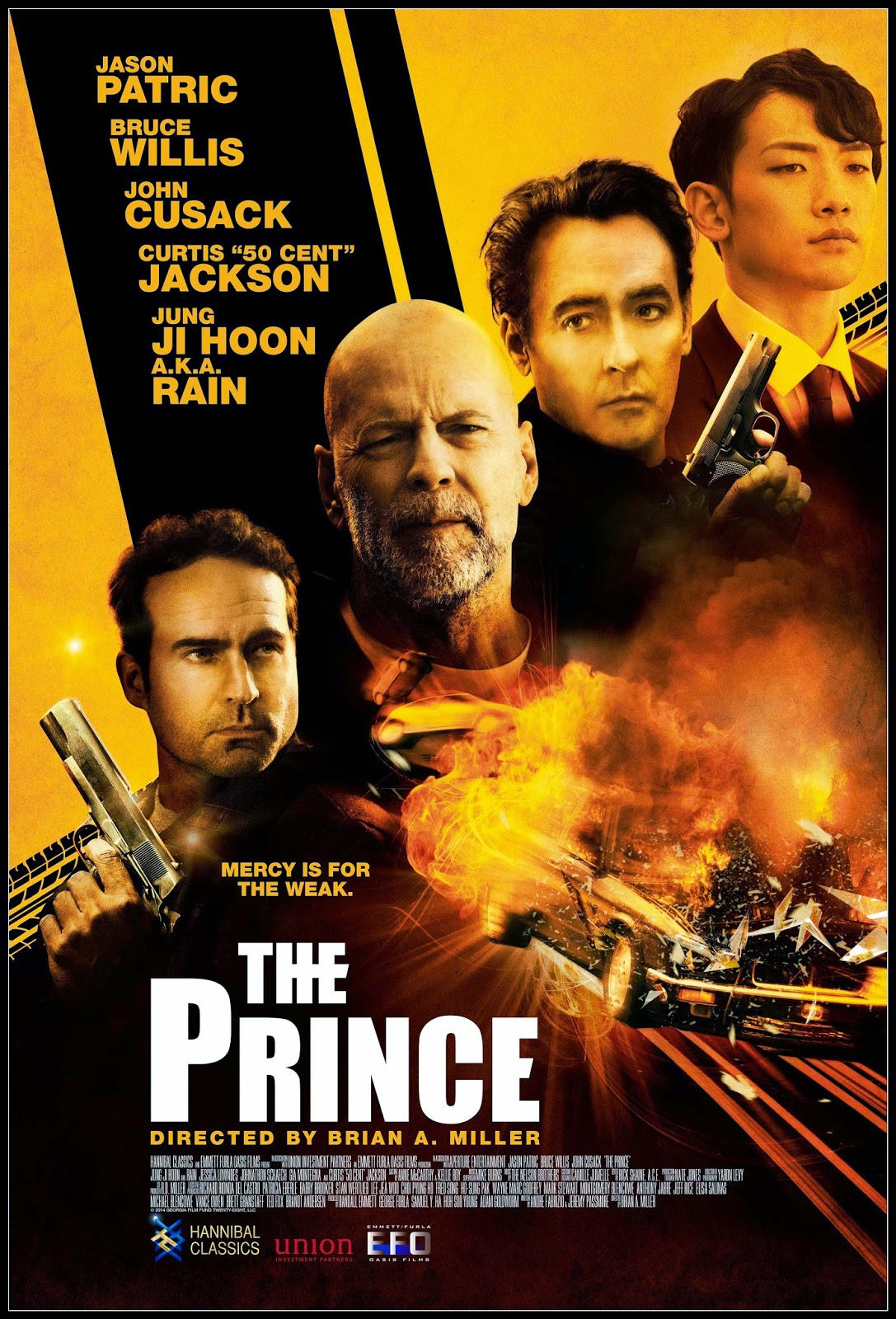 The Prince (2014) Poster