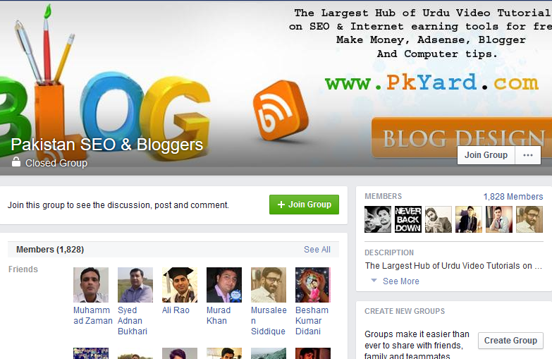 Pakistan SEO and Bloggers