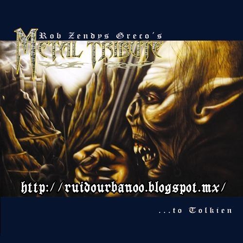Bibliografía Completa de J.R.R. Tolkien + Tributo Metal