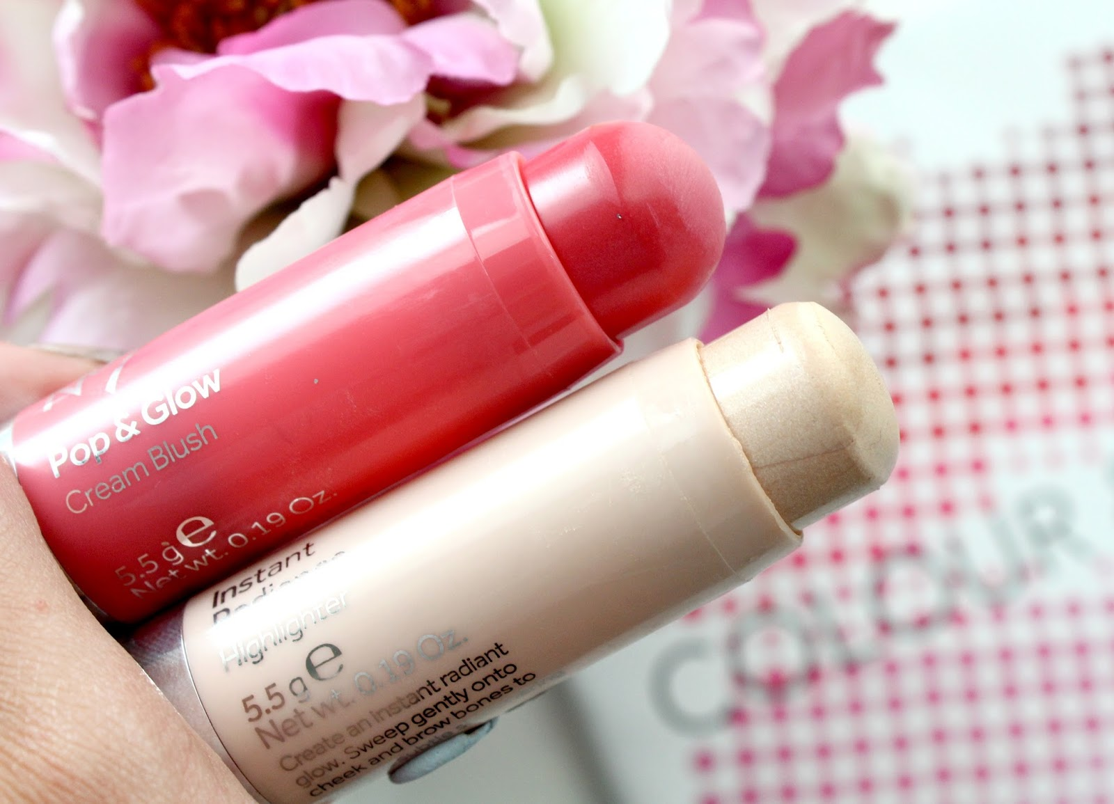 No7 Pop & Glow cream blush and Instant Radiance Highlighter Review,