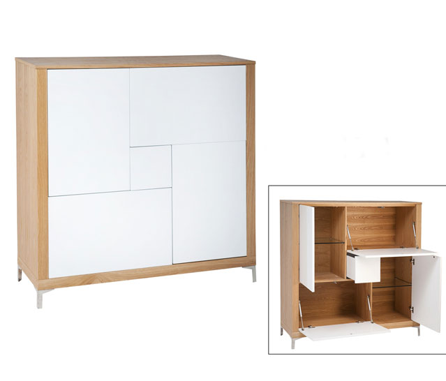 Muebles pr cticos por la decoradora experta 5 muebles - Muebles practicos para espacios pequenos ...