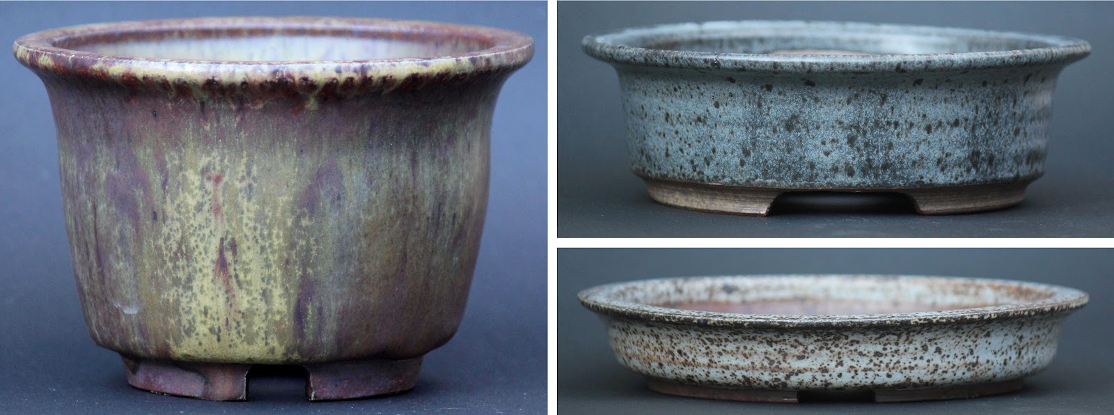 Kigawa39s Bonsai Blog Latest Wood Fired Bonsai Pots