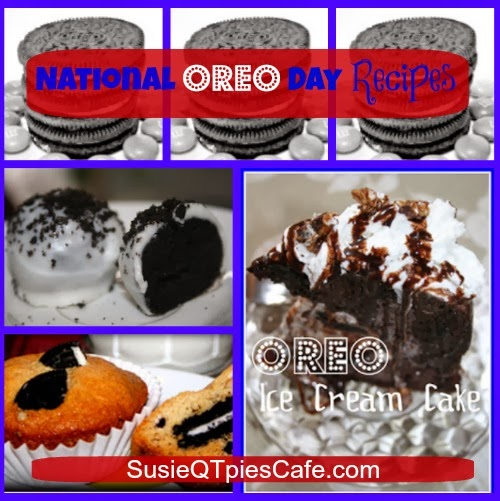 recipes for oreos
