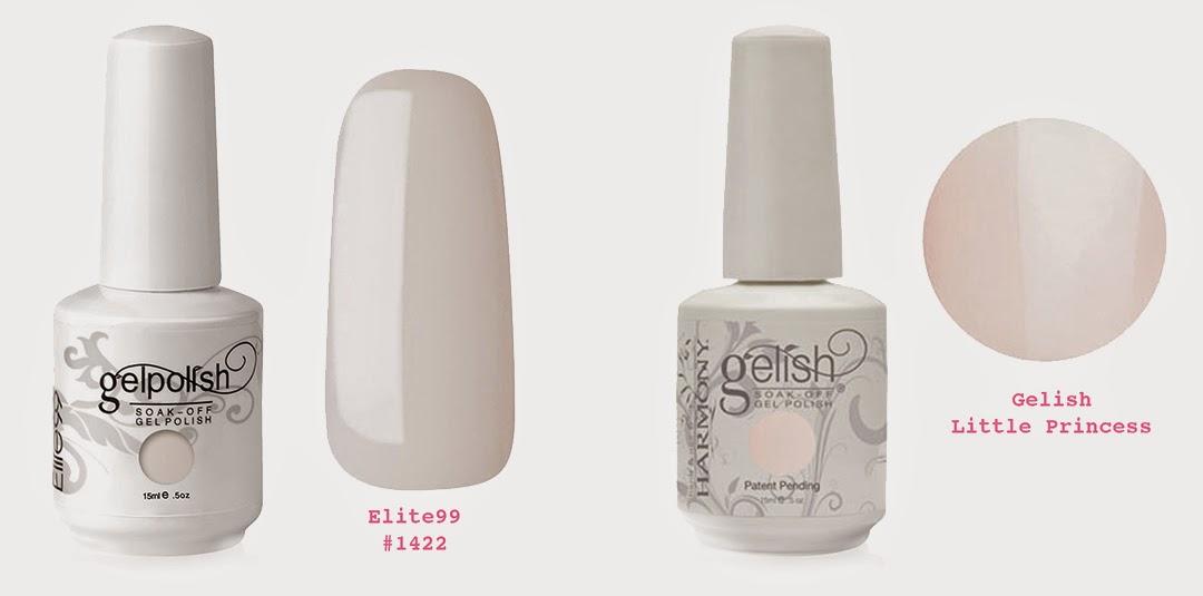 Gelish Little Princess Elite99 #1422