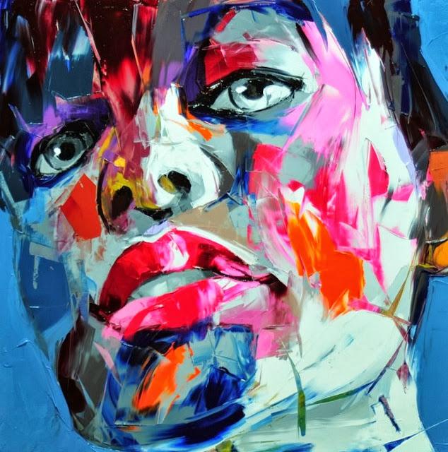 rostros-pintura-espatula-al-oleo