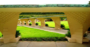 . campus of Florida Southern College, which has the largest concentration . (florida )