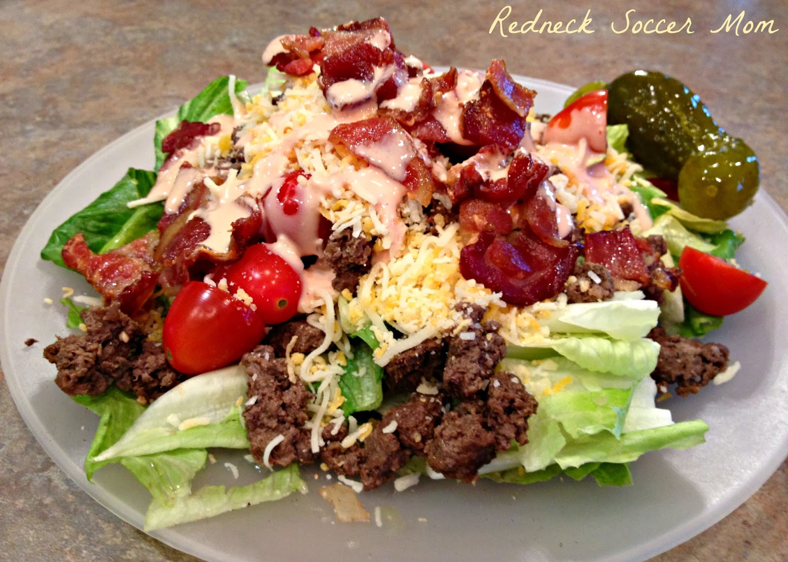 Chanterelle, Bacon And Plum Salad With Blue Cheese Recipe ...