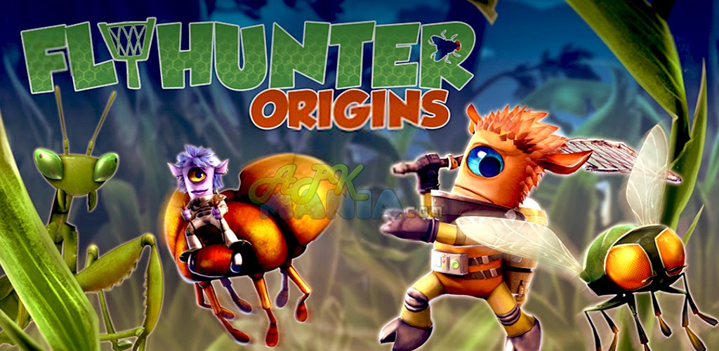Flyhunter Origins Apk Obb
